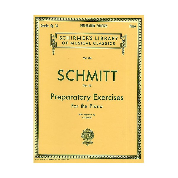 schmitt preparatory exercises